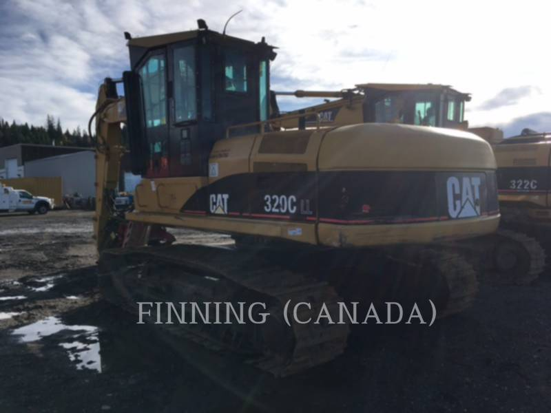 CATERPILLAR FORESTRY - EXCAVATOR 320CFMHW equipment  photo 4