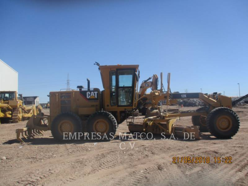 CATERPILLAR MOTORGRADERS 12K equipment  photo 8