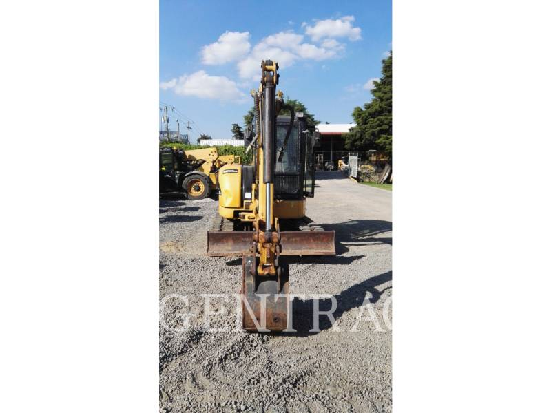 CATERPILLAR KETTEN-HYDRAULIKBAGGER 304CCR equipment  photo 2