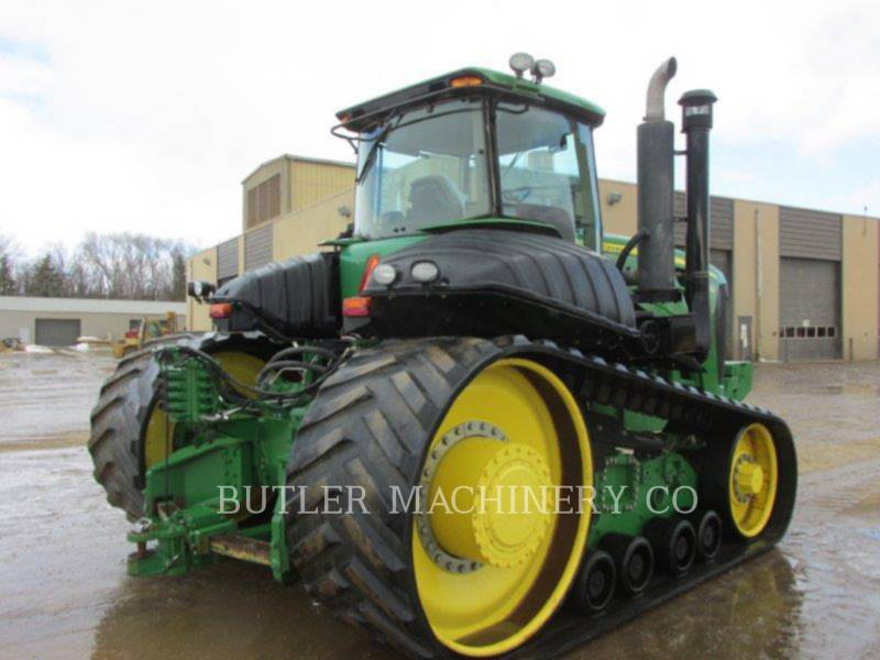 DEERE & CO. AG TRACTORS 9530T equipment  photo 5