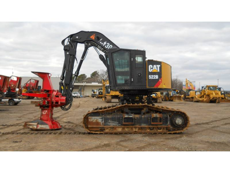 CATERPILLAR 林業 - フェラー・バンチャ - トラック 522B equipment  photo 2
