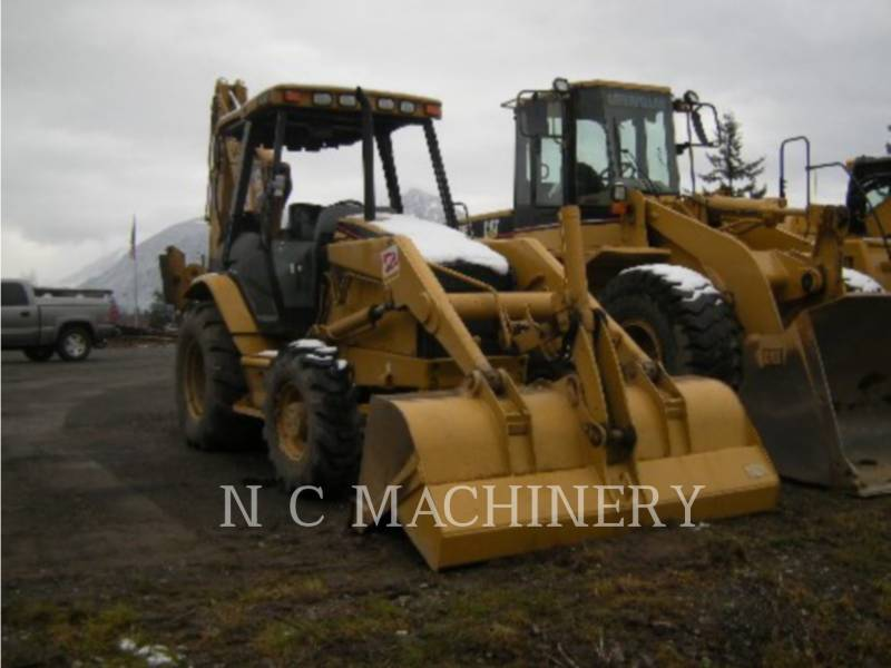 CATERPILLAR RETROEXCAVADORAS CARGADORAS 420D equipment  photo 6