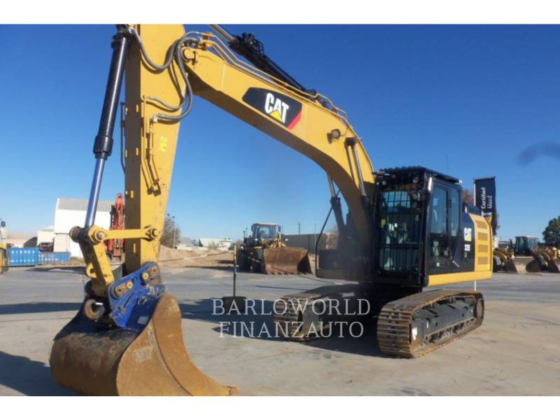 CATERPILLAR EXCAVADORAS DE CADENAS 323E equipment  photo 1
