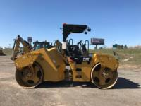 CATERPILLAR VIBRATORY DOUBLE DRUM ASPHALT CB54 equipment  photo 10
