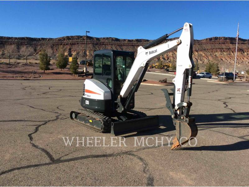 BOBCAT PELLES SUR CHAINES E35M equipment  photo 2