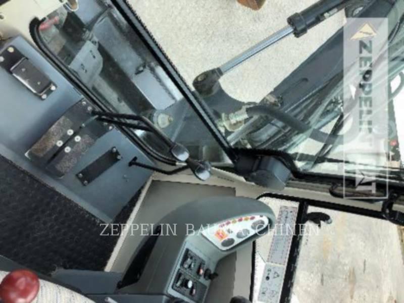 TEREX CORPORATION TRACK EXCAVATORS TC125 equipment  photo 7