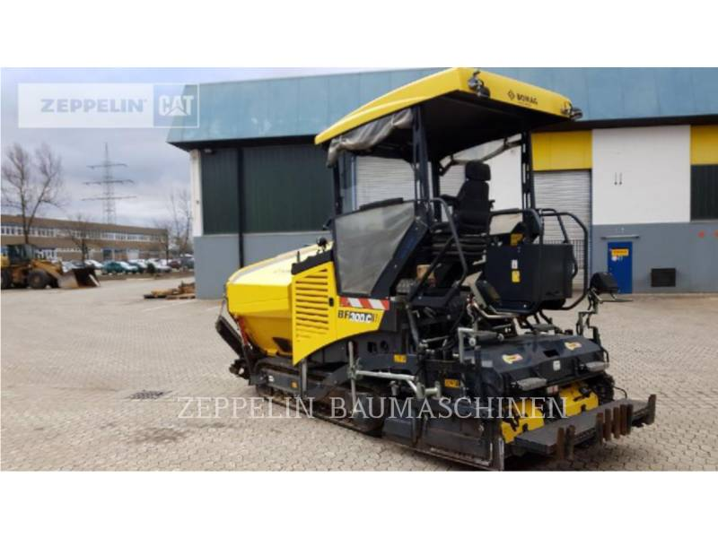 BOMAG ASPHALT PAVERS BF300C equipment  photo 5