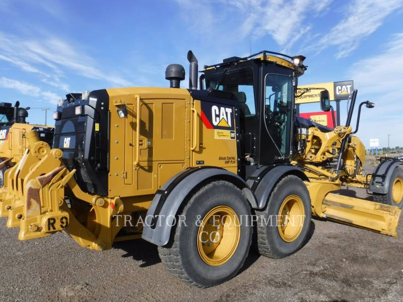 Caterpillar AUTOGREDERE 160M2 equipment  photo 5