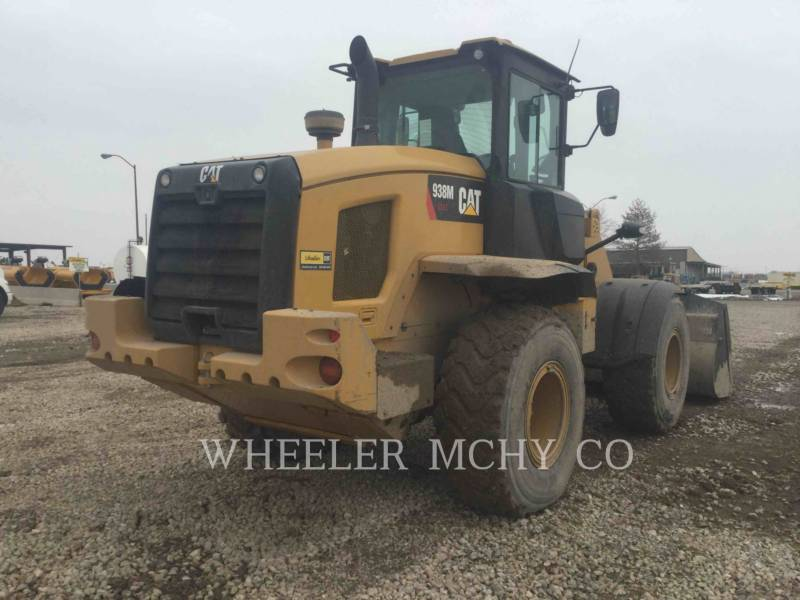 CATERPILLAR WHEEL LOADERS/INTEGRATED TOOLCARRIERS 938M QC 3V equipment  photo 2