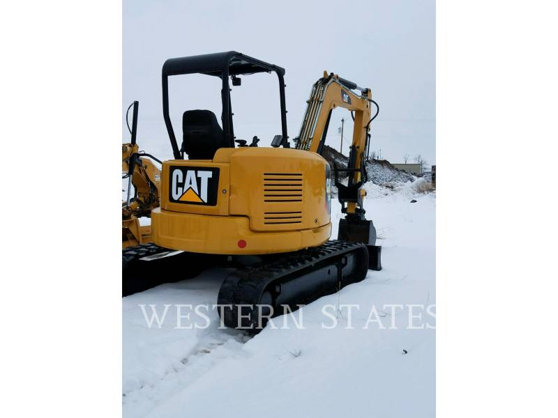 CATERPILLAR EXCAVADORAS DE CADENAS 305 E2 CR equipment  photo 3