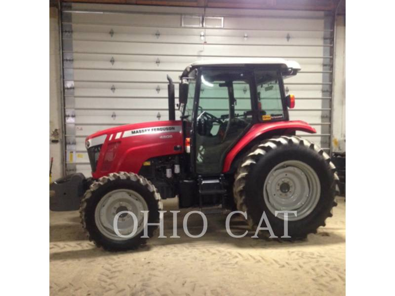 AGCO-MASSEY FERGUSON AG TRACTORS MF4608 equipment  photo 1
