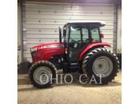 Equipment photo AGCO-MASSEY FERGUSON MF4608 TRACTEURS AGRICOLES 1