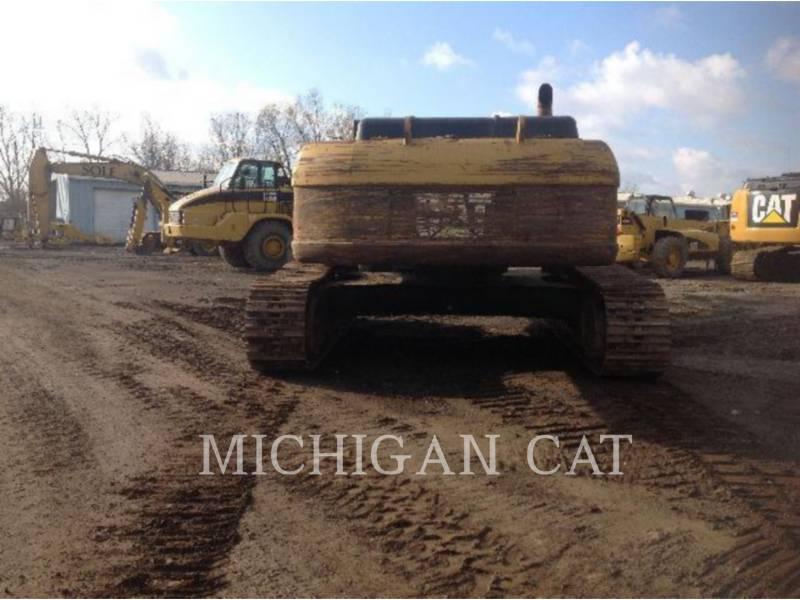 CATERPILLAR TRACK EXCAVATORS 330CL MH equipment  photo 15
