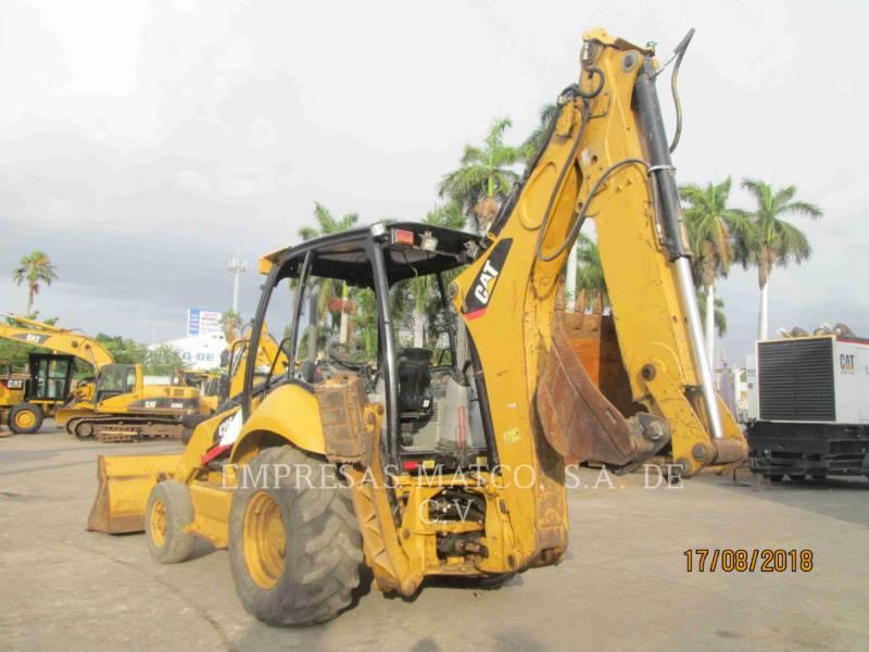 Caterpillar BULDOEXCAVATOARE 420EST equipment  photo 3