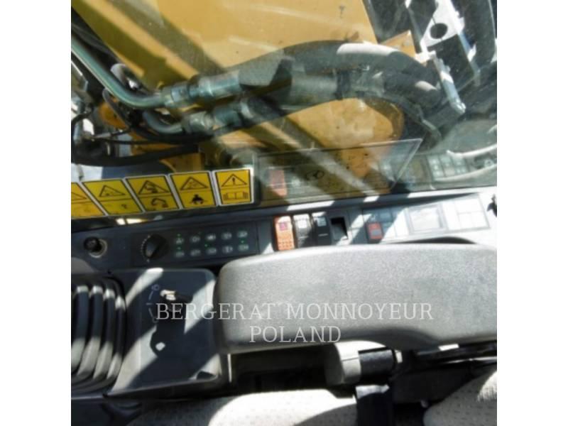 CATERPILLAR ESCAVATORI GOMMATI M313D equipment  photo 18