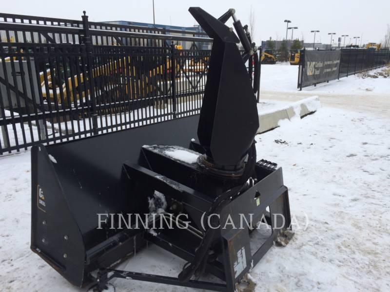 CATERPILLAR  SNOW REMOVAL SR321 equipment  photo 2