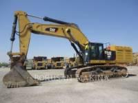 Equipment photo CATERPILLAR 390FL TRACK EXCAVATORS 1