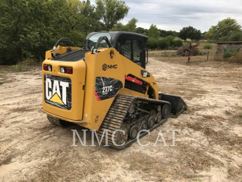 CATERPILLAR MULTI TERRAIN LOADERS 277C2 equipment  photo 3