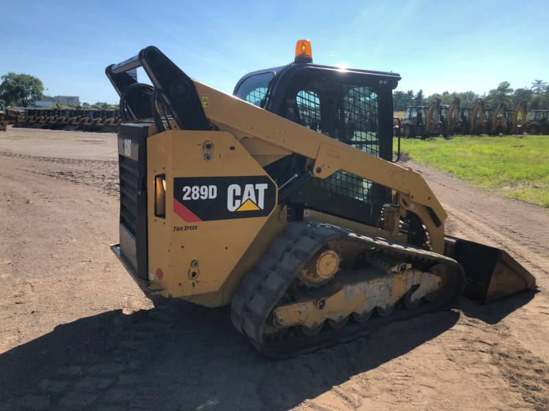 CATERPILLAR DELTALADER 289 D equipment  photo 4