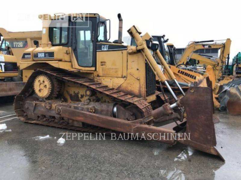 CATERPILLAR TRACTEURS SUR CHAINES D6RXLSU equipment  photo 1