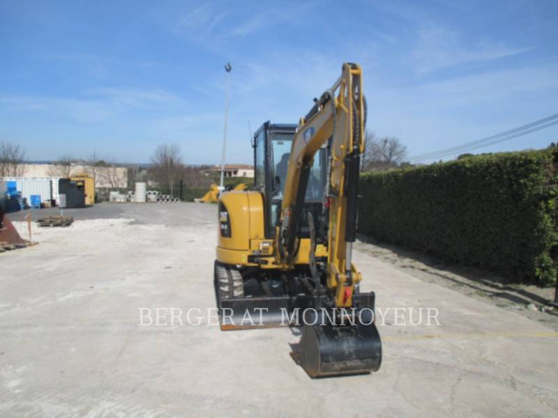 CATERPILLAR TRACK EXCAVATORS 303.5E CR equipment  photo 8
