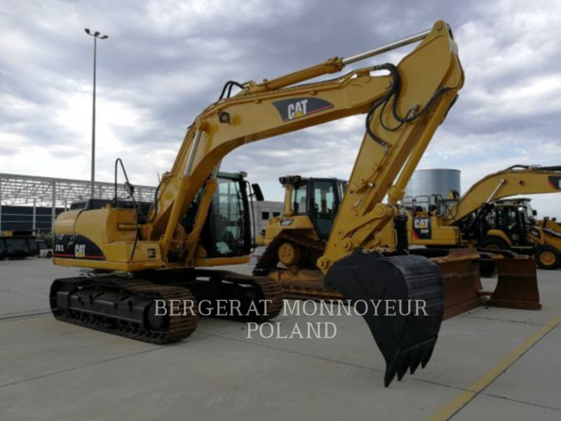 CATERPILLAR KOPARKI GĄSIENICOWE 315 C L equipment  photo 1