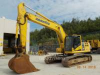 Equipment photo KOMATSU PC240LC-10 BERGBAU-HYDRAULIKBAGGER 1