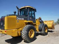 JOHN DEERE CARGADORES DE RUEDAS 524K equipment  photo 5