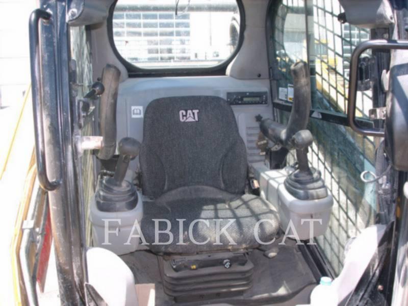 CATERPILLAR CARGADORES MULTITERRENO 289C C3TL3 equipment  photo 6