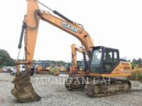 CASE TRACK EXCAVATORS CX160 equipment  photo 1