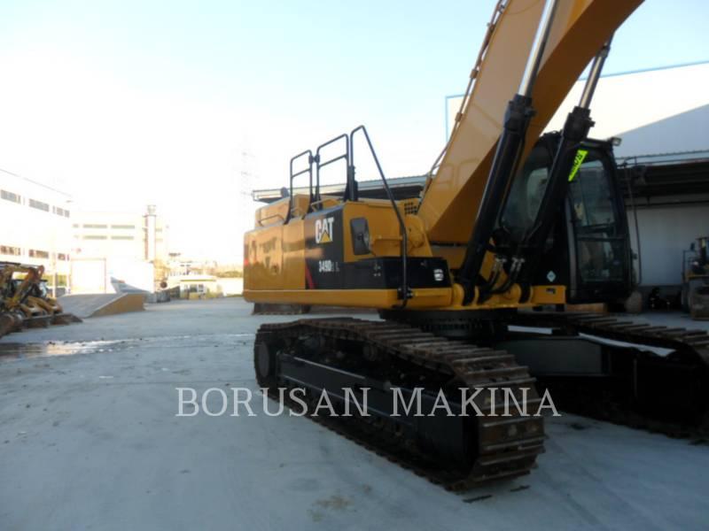 CATERPILLAR KETTEN-HYDRAULIKBAGGER 349D2L equipment  photo 7