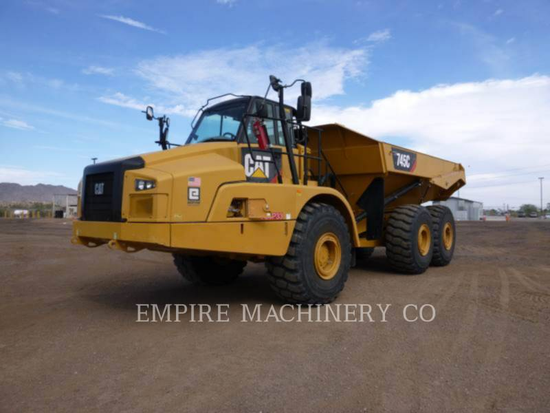 CATERPILLAR ダンプ・トラック 745C equipment  photo 4