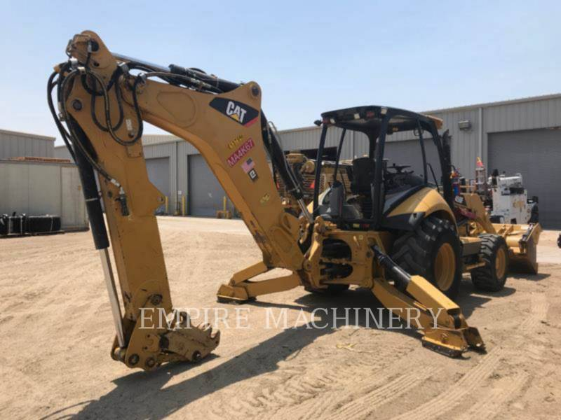 CATERPILLAR CHARGEUSES-PELLETEUSES 450F equipment  photo 3
