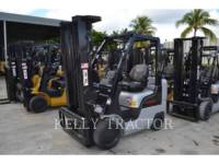 NISSAN FORKLIFTS フォークリフト CF50LP equipment  photo 2
