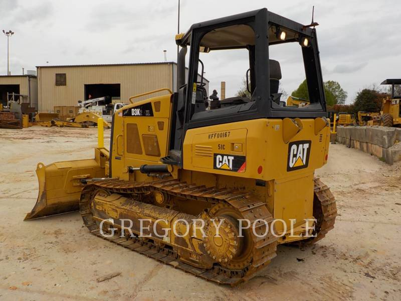 CATERPILLAR TRACK TYPE TRACTORS D3K2 XL equipment  photo 9