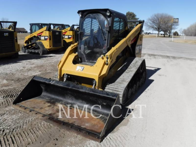 CATERPILLAR 多地形装载机 287D equipment  photo 1