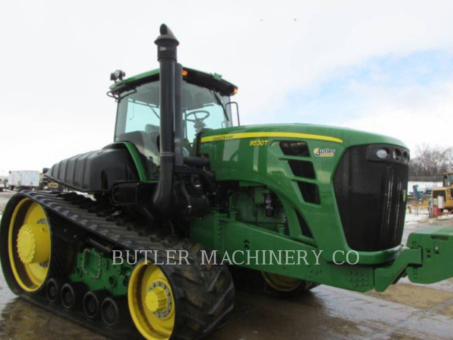 Detail photo of 2009 John Deere 9530T from Construction Equipment Guide