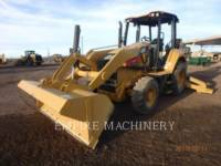 CATERPILLAR BAGGERLADER 420F2ST equipment  photo 4