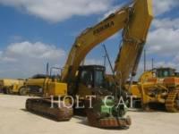 CATERPILLAR PELLES SUR CHAINES 330DMH equipment  photo 2