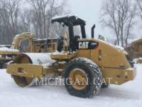 CATERPILLAR EINZELVIBRATIONSWALZE, GLATTBANDAGE CS54 equipment  photo 4