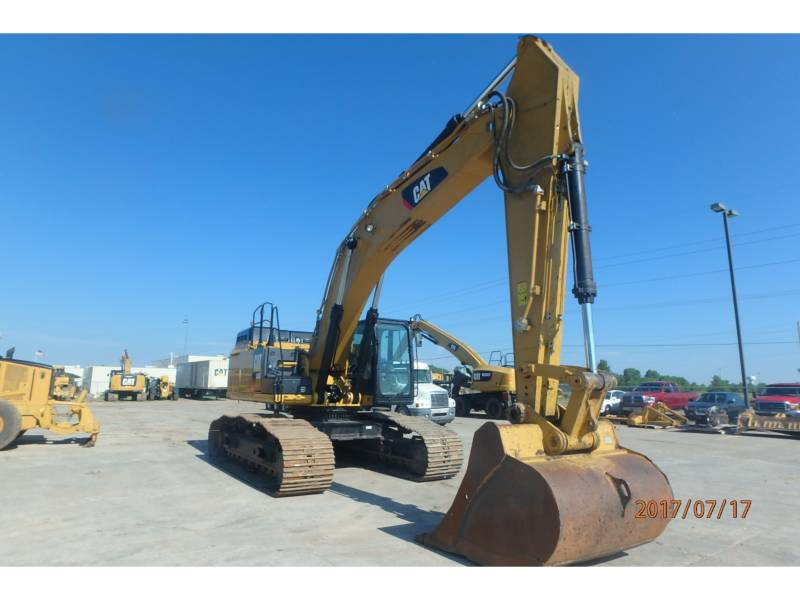 CATERPILLAR EXCAVADORAS DE CADENAS 349ELVG equipment  photo 2