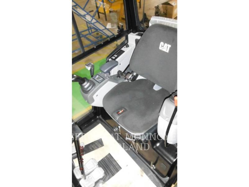 CATERPILLAR TRACK EXCAVATORS 301.7 D equipment  photo 5