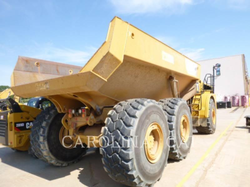 CATERPILLAR CAMIONES ARTICULADOS 745C equipment  photo 2