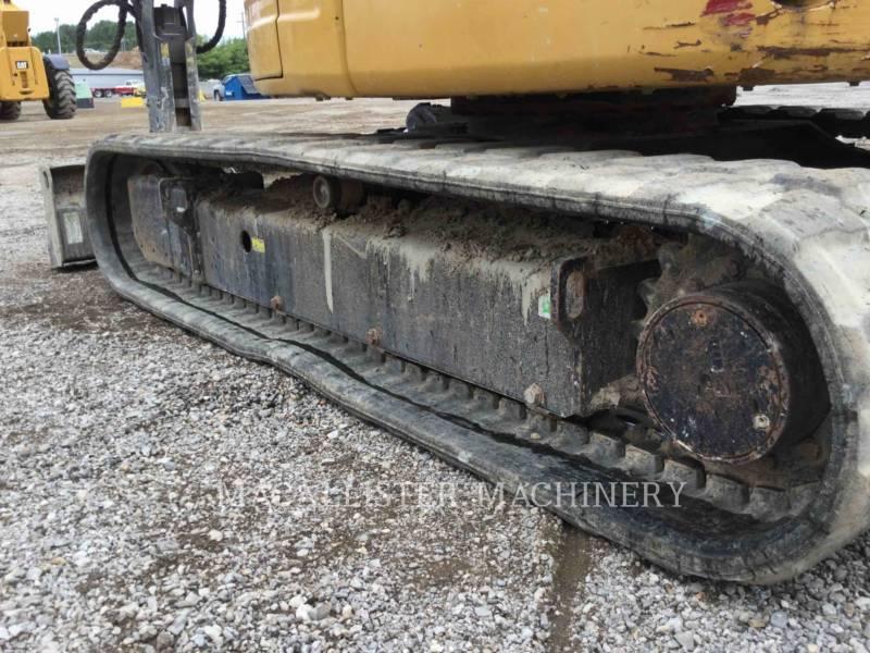 CATERPILLAR TRACK EXCAVATORS 305.5E equipment  photo 21