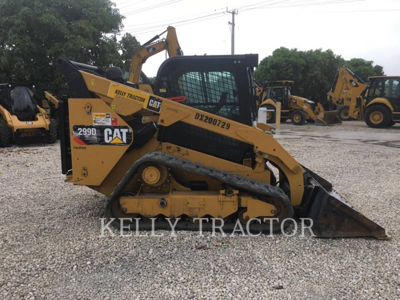 CATERPILLAR UNIWERSALNE ŁADOWARKI 299D2XHP equipment  photo 8