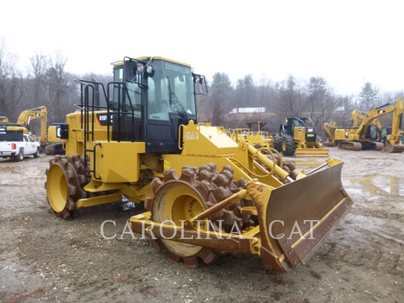 CATERPILLAR COMPACTORS 815F2 equipment  photo 6