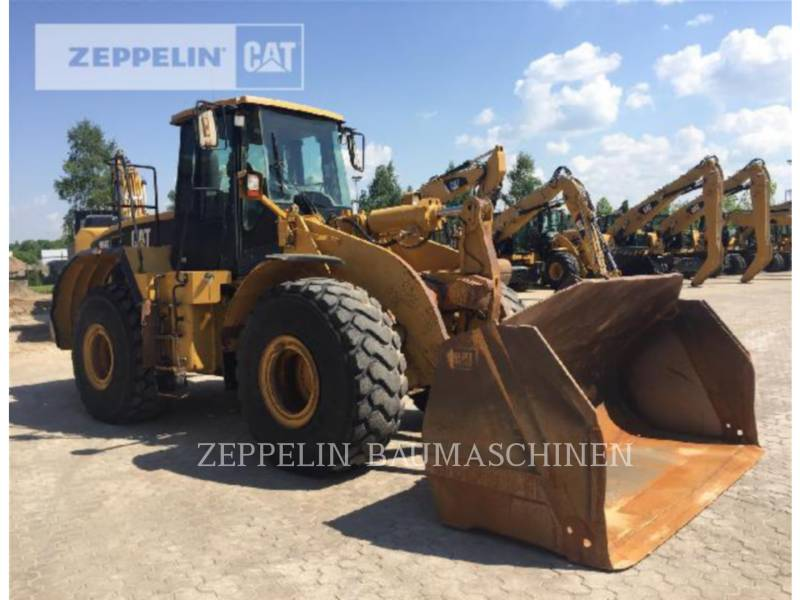 CATERPILLAR CARGADORES DE RUEDAS 966G equipment  photo 4