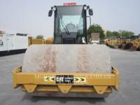 CATERPILLAR TRILLENDE ENKELE TROMMEL GLAD CS-533E equipment  photo 8