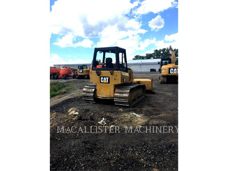 CATERPILLAR TRACK TYPE TRACTORS D5KLGP equipment  photo 4