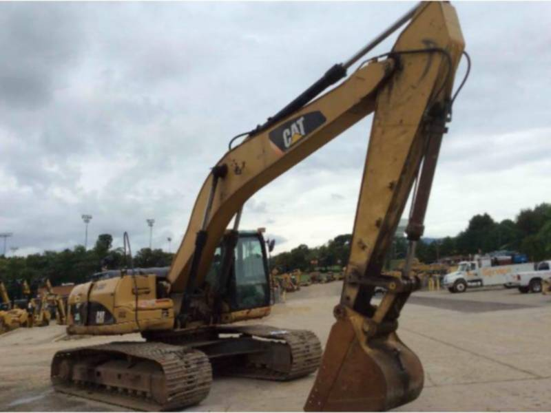 Caterpillar EXCAVATOARE PE ŞENILE 329DL equipment  photo 2